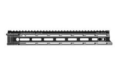 Daniel Defense MFR M-LOK Rail   Item #: DD0110715189006 / MFG Model #: 01-107-15189-006 / UPC: 815604019774 MFR 13.5 M-LOK ASSEMBLY BLACK 01-107-15189-006