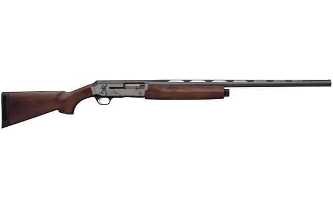 Browning Silver Matte Hunter 12 Gauge Shotgun