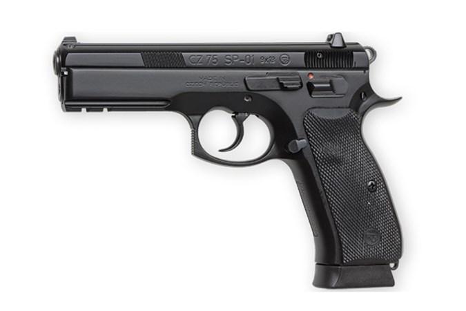 CZ-USA SP-01 9mm Semi-Auto Pistol