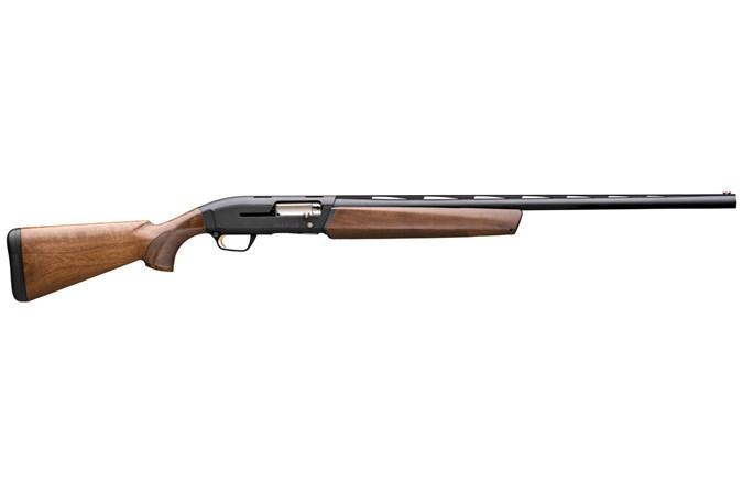 Browning Maxus One 12 Gauge Shotgun - Item #: BR011-736304 / MFG Model #: 011736304 / UPC: 023614997467 - MAXUS ONE 12/28 BL/WD        #