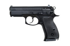 "CZ-USA CZ P01 9mm  Item #: CZ01199 / MFG Model #: 01199 / UPC: 806703011998 P-01 9MM BLACK 10+1 3.8"" FS ACCESSORY RAIL 