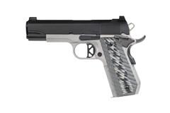 """CZ-USA DW V-BOB 45 ACP  Item #: CZ01825 / MFG Model #: 01825 / UPC: 806703018256 DW V-BOB 45ACP 2TONE 4.25"""" NS"""