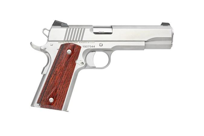 """CZ-USA Dan Wesson RZ-10 10mm Semi-Auto Pistol - Item #: CZ01889 / MFG Model #: 01889 / UPC: 806703018898 - DW RZ-10 10MM 9+1 5"""""""