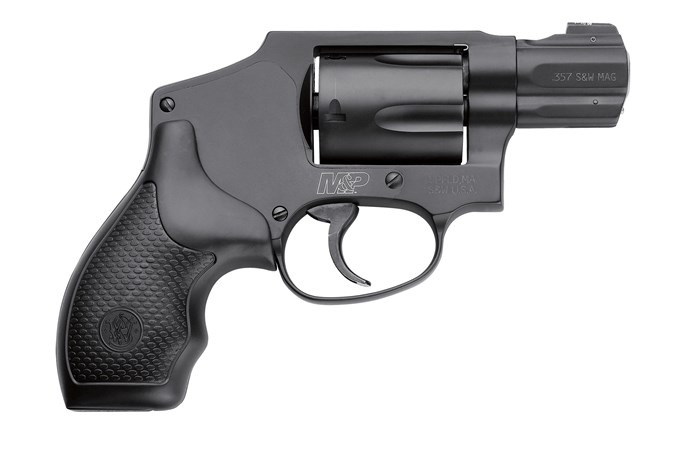 Smith and Wesson M&P340 357 Magnum | 38 Special Revolver