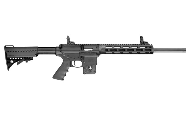 Smith and Wesson M&P15-22 PC Sport 22 LR Rifle - Item #: SM11507 / MFG Model #: 11507 / UPC: 022188868142 - M&P15-22 PC SPORT 22LR COMP 11507 | STATE COMPLIANT