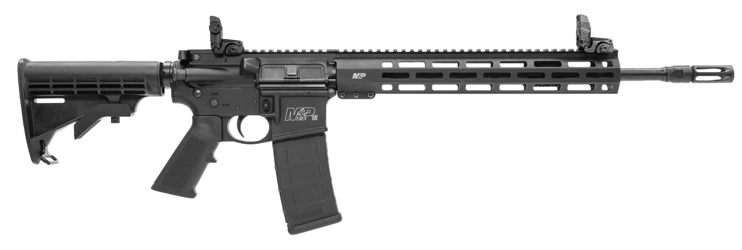 Smith and Wesson M&P15T 223 REM   5.56 NATO