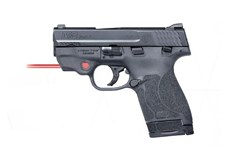 Smith and Wesson M&P9 Shield M2.0 9mm  Item #: SM11671 / MFG Model #: 11671 / UPC: 022188871319 M&P9 SHIELD M2.0 9MM LSR SFTY 11671 CT RED LASER MANUAL SFTY