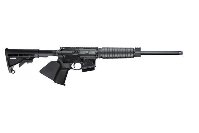 Smith and Wesson M&P15 Sport II OR 223 Rem | 5.56 NATO Rifle - Item #: SM12055 / MFG Model #: 12055 / UPC: 022188873733 - M&P15 SPORT II OR 5.56MM CA 12055 | CALIFORNIA COMPLIANT