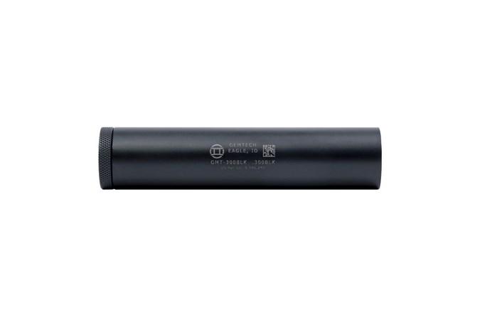 Gemtech GMT-300 300 Whisper | 300 AAC Blackout NFA - Silencer - Item #: GT34556 / MFG Model #: 12119 / UPC: 609224345562 - GMT-300 300BLK SILENCER BLACK 12119 | BLACK FINISH