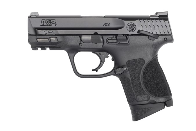 Smith and Wesson M&P9 M2.0 9mm Semi-Auto Pistol - Item #: SM13010 / MFG Model #: 13010 / UPC: 022188881806 - MP9 M2.0 SC 9MM 10+1 MA MS 13010 | MA COMPLIANT | SAFETY