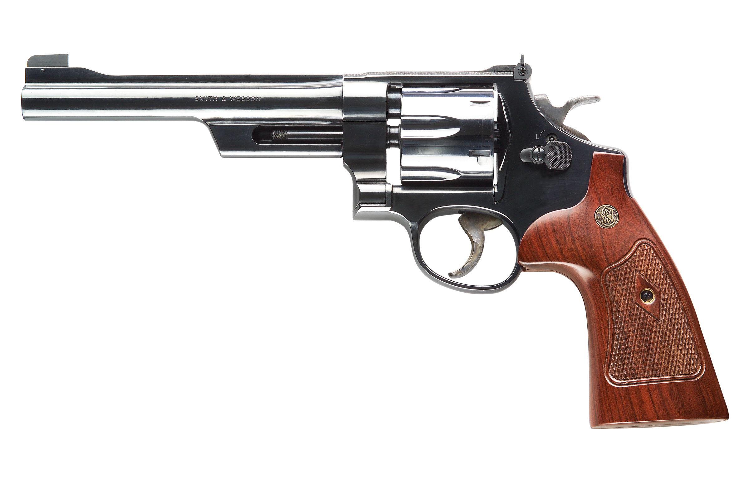 Smith and Wesson 27 CLASSIC 357 MAGNUM   38 SPECIAL