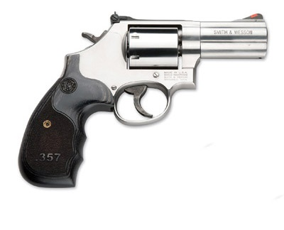 Smith and Wesson 686 3-5-7 MAGNUM SERIES 357 MAGNUM | 38 SPECIAL