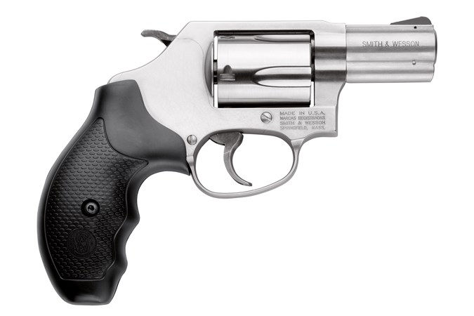 "Smith and Wesson 60 357 Magnum | 38 Special Revolver - Item #: SM162420 / MFG Model #: 162420 / UPC: 022188624205 - 60 357MAG SS 2-1/8"" 5RD FS 162420"
