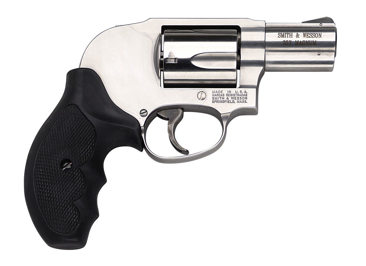 Smith and Wesson 649 357 MAGNUM   38 SPECIAL