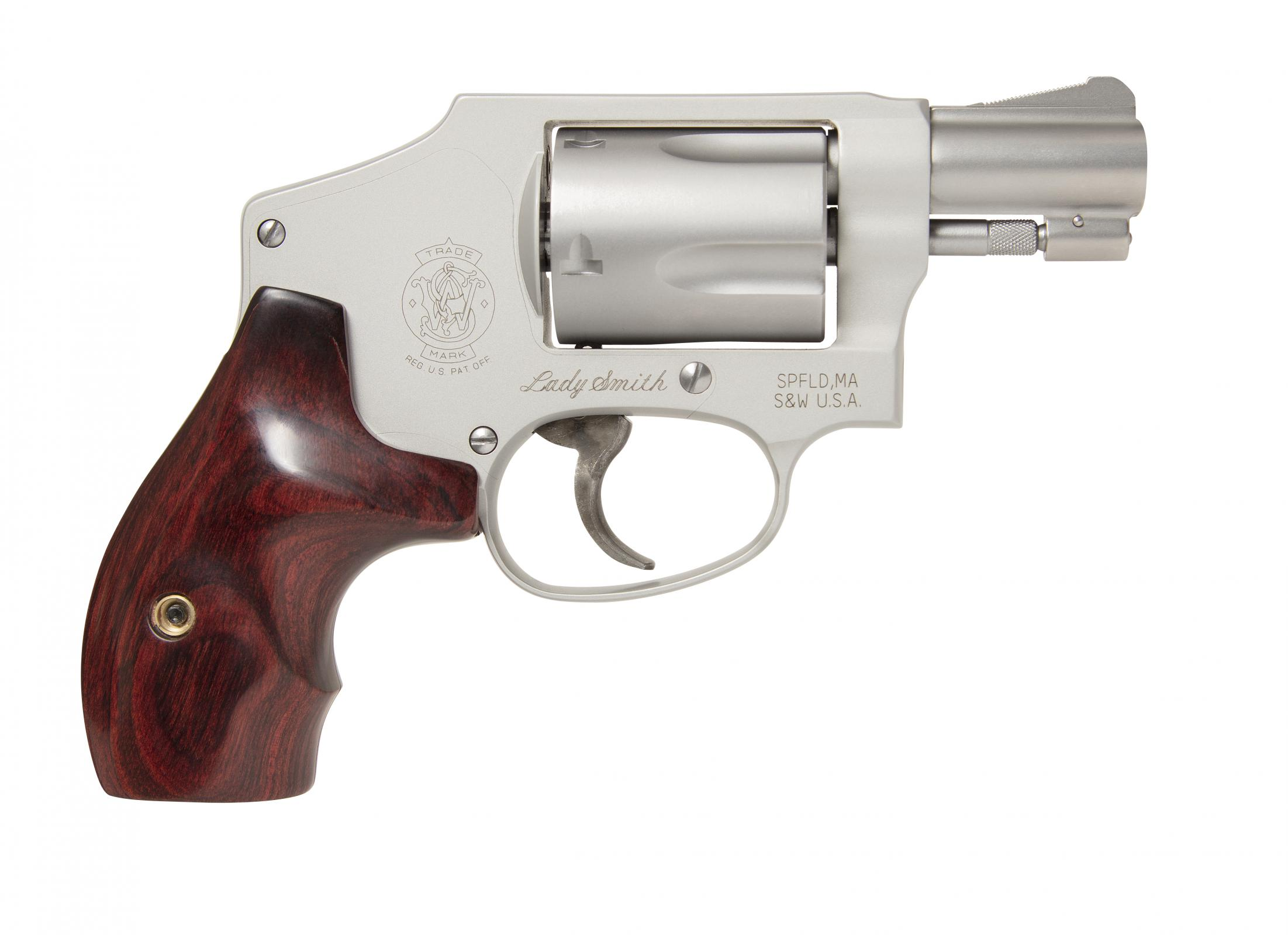 Smith and Wesson 642LS LADYSMITH 38 SPECIAL