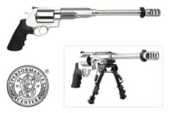 Smith and Wesson 460 Hunter 460 S&W Magnum