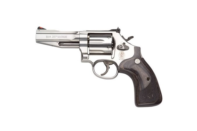 Smith and Wesson 686 SSR 357 Magnum | 38 Special Revolver