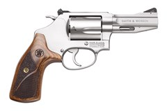 Smith and Wesson 60 Pro 357 Magnum | 38 Special
