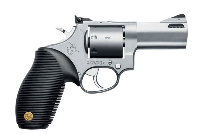 """Taurus 692SS (Stainless) 357 Magnum 