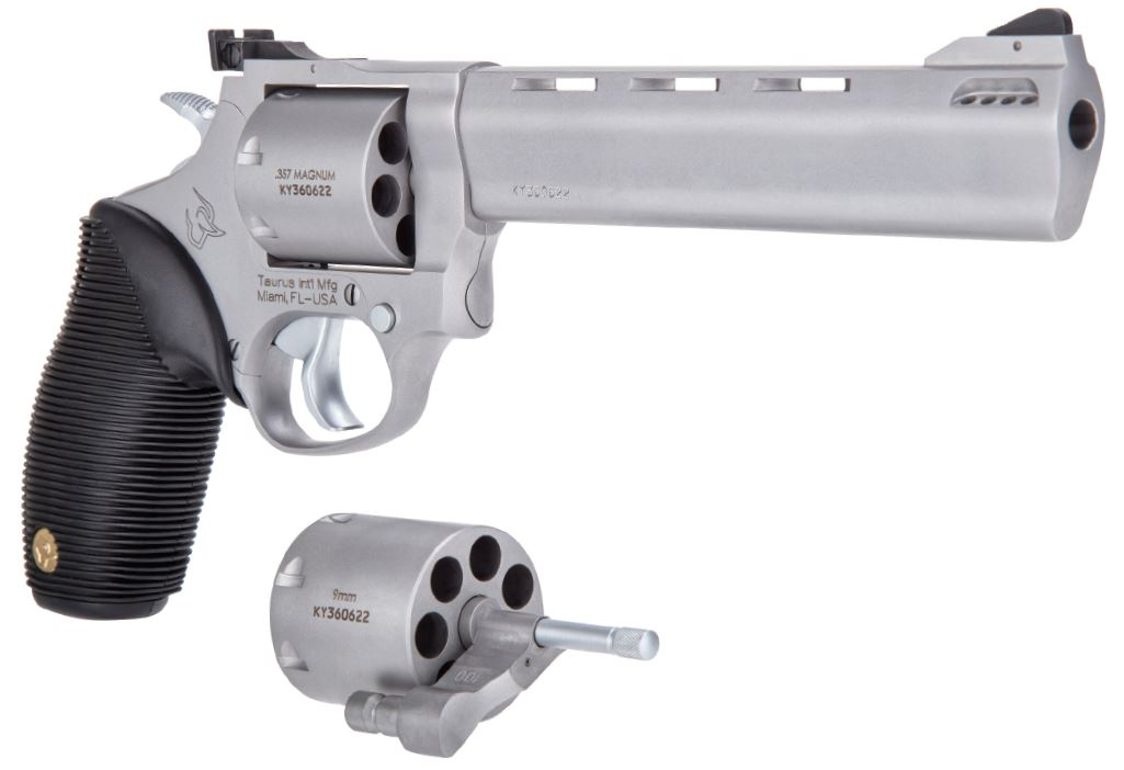 Taurus 692SS (STAINLESS) 357 MAGNUM | 38 SPECIAL | 9MM