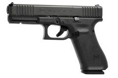 """GLOCK G22 G5 MOS 40 S&W  Item #: GLPA225S201MOS / MFG Model #: PA225S201MOS / UPC: 764503043710 G22 G5 40S&W 10+1 4.49"""" MOS FS 3-10RD MAGS 