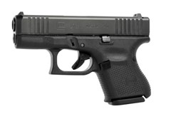 """GLOCK G27 G5 40 S&W  Item #: GLPA275S201 / MFG Model #: PA275S201 / UPC: 764503044076 G27 G5 40S&W 9+1 3.43"""" FS 3-9RD MAGS 