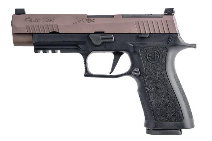 SIG SAUER P320 X-VTAC 9mm Semi-Auto Pistol