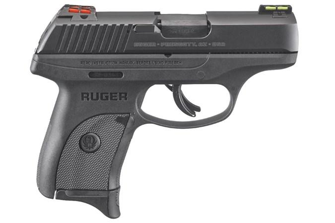 Ruger LC9s 9mm Semi-Auto Pistol