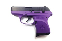 Ruger LCP Lady Lilac 380 ACP