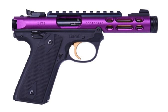 Ruger Mark IV 22/45 Lite 22 LR Semi-Auto Pistol