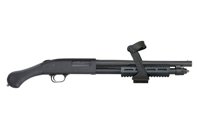 Mossberg 590 Shock N' Saw 12 Gauge Shotgun