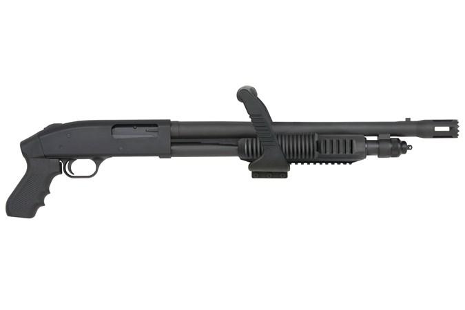 Mossberg 590 Chainsaw 12 Gauge Shotgun