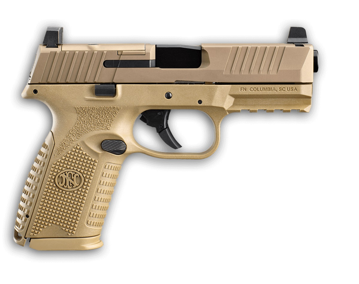 FN FN 509 MIDSIZE MRD 9MM