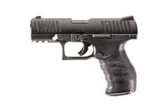 "Walther Arms PPQM2 22 LR  Item #: WA5100300 / MFG Model #: 5100300 / UPC: 723364205323 PPQ M2 22LR 12+1 4"" BLACK 5100300 AMBIDEX SLIDE/MAG RLSE"