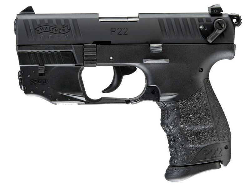 Walther Arms P22Q LASER PACK 22 LR