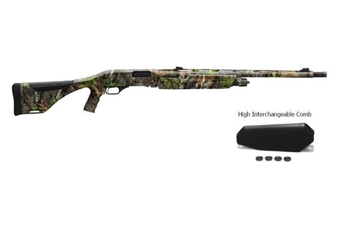 "Winchester SXP Long Beard 12 Gauge Shotgun - Item #: WI512352290 / MFG Model #: 512352290 / UPC: 048702010248 - SXP LNGBRD 12/24 MOOB 3.5"" AS MOSSY OAK BREAK-UP OBSESSION"