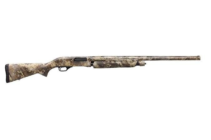 "Winchester SXP Waterfowl Realtree Max-5 20 Gauge Shotgun - Item #: WI512402691 / MFG Model #: 512402691 / UPC: 048702019326 - SXP WATERFOWL 20/26 TTPR 3""  # TRUETIMBER PRAIRIE"