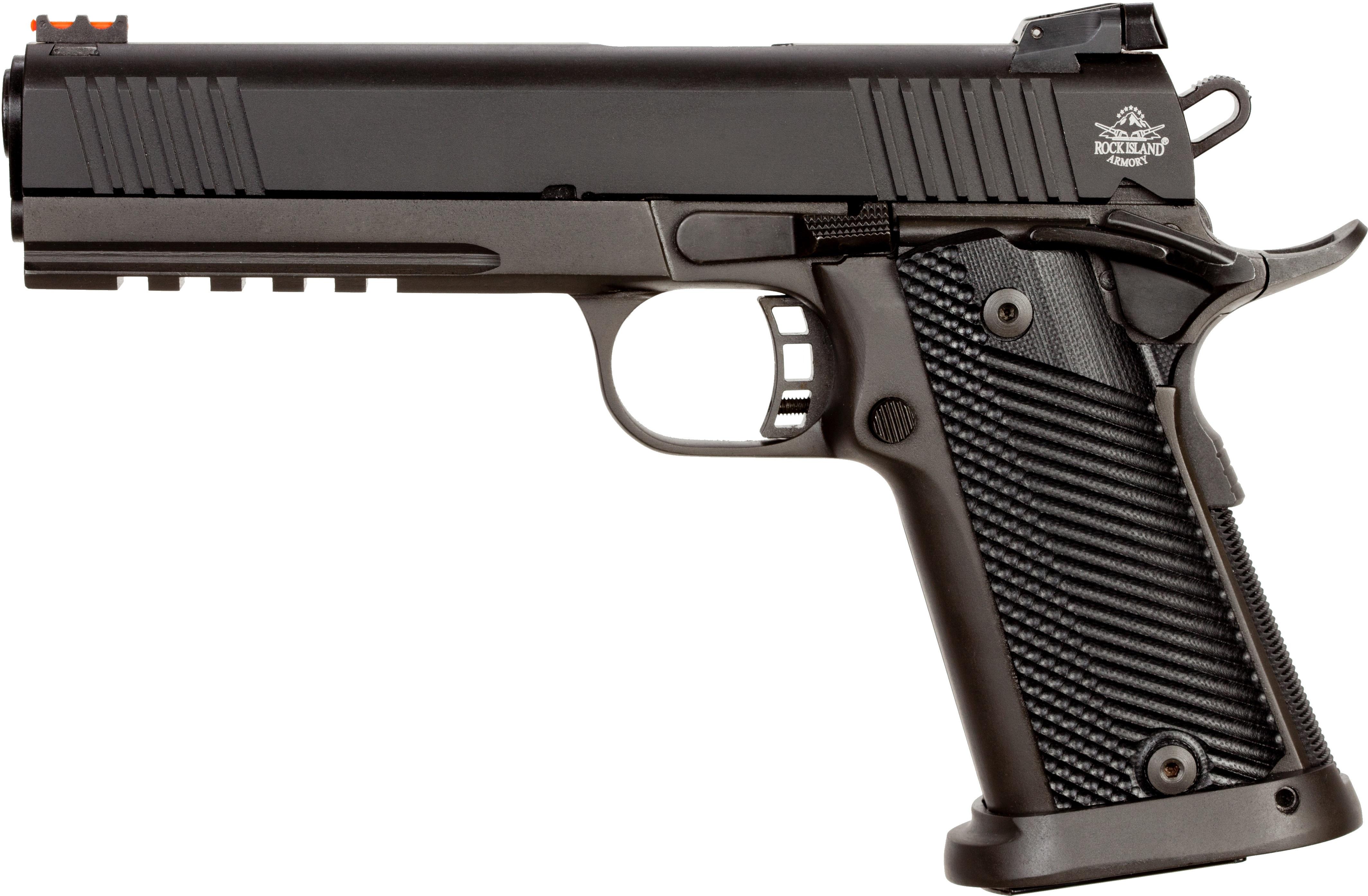 Rock Island Armory M1911-A1 TACTICAL 2011 VZ 45 ACP