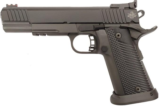 Rock Island Armory M1911-A2 FS 22 TCM Semi-Auto Pistol
