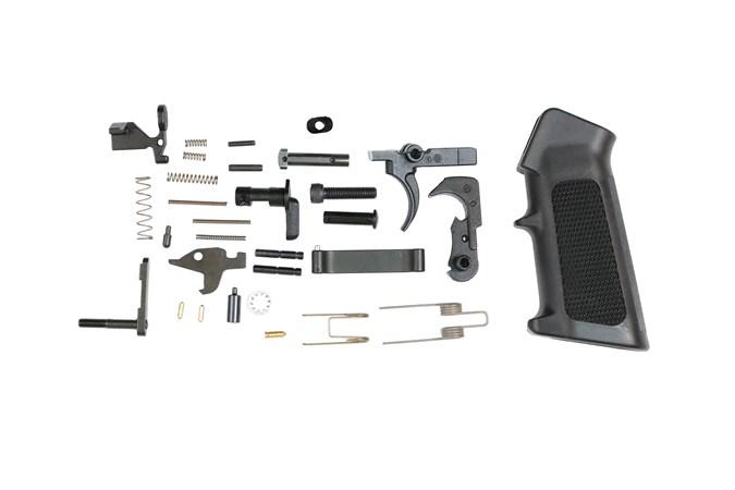Bushmaster Lower Receiver Parts Kit 223 Rem | 5.56 NATO Accessory-Kits