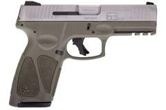 "LIPSEY'S EXCLUSIVE Taurus G3 9mm  Item #: TAG39BSSODG / MFG Model #: 1-G3B949O / UPC: 725327625735 G3 9MM SS/ODG 4"" 17+1 1-G3B949O"