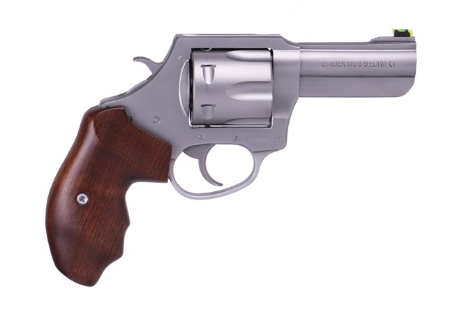 """Charter Arms The PROFESSIONAL V 357 Magnum Revolver - Item #: CH73526 / MFG Model #: 73526 / UPC: 678958735260 - THE PROFESSIONAL 357MAG SS 3"""" 6-SHOT 