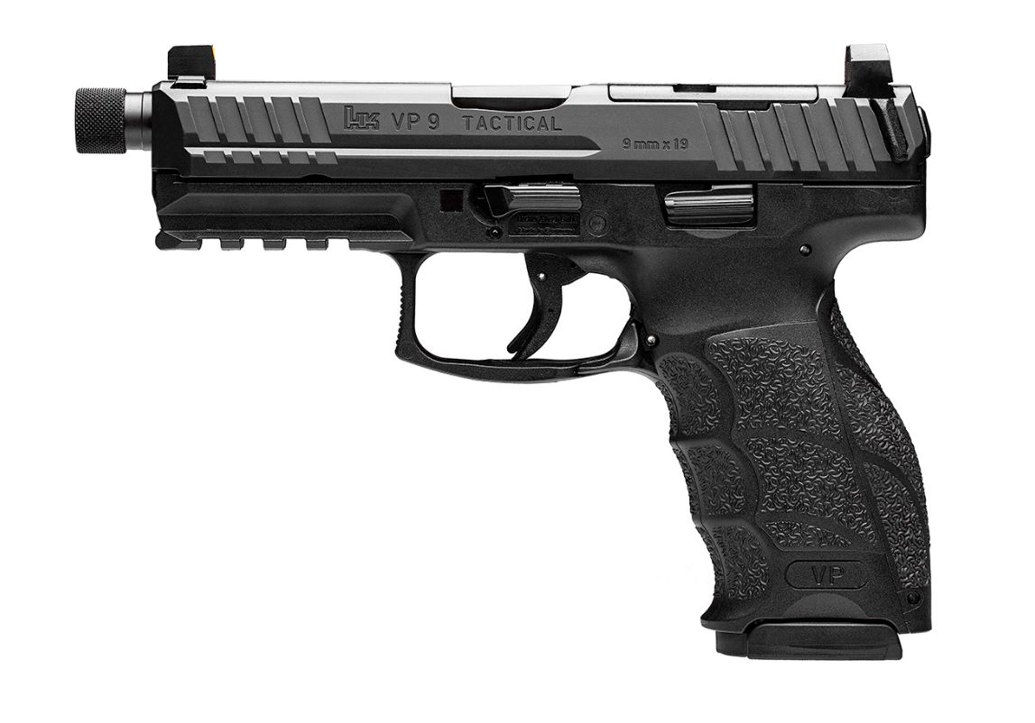 Heckler and Koch (HK USA) VP9 TACTICAL OR 9MM