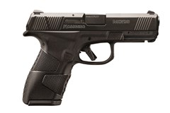 "Mossberg MC-2c 9mm  Item #: MB89013 / MFG Model #: 89013 / UPC: 015813890137 MC-2C 9MM BLK 3.9"" 10+1 FS"