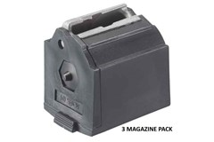 Ruger 10/22 Magazine 22 LR  Item #: RU90451 / MFG Model #: 90451 / UPC: 736676904518 MAGAZINE 3 PACK BX-1 22LR 90451  |  10RD MAGAZINES