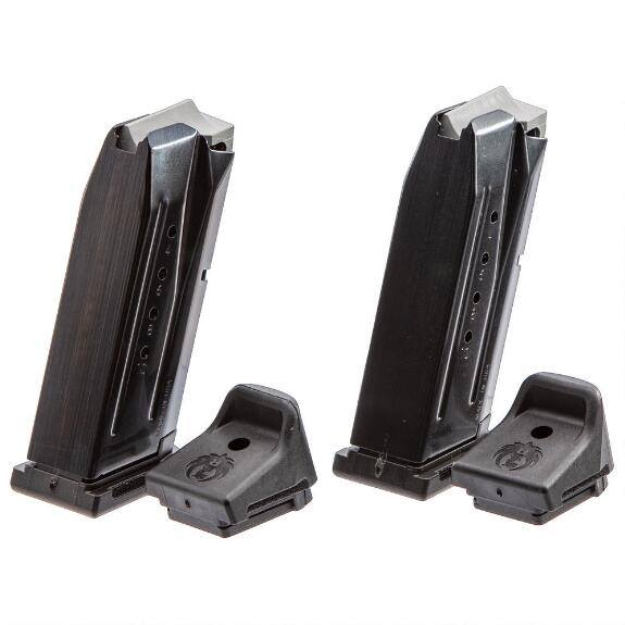 Ruger SECURITY-9 COMPACT MAG 2-PACK 9MM