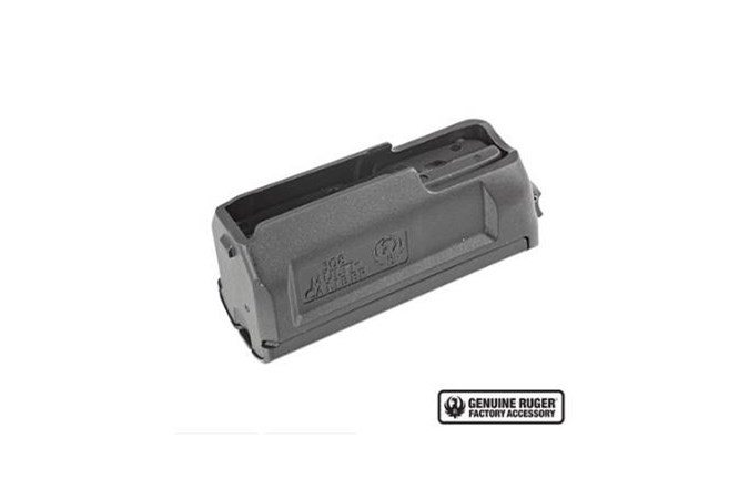 Ruger American Short Action Magazine  Accessory-Magazines