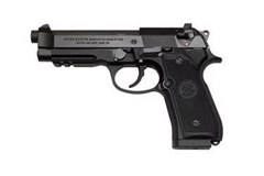 """Beretta 96A1 40 S&W  Item #: BEJ9A4F10 / MFG Model #: J9A4F10 / UPC: 082442111100 96A1 40S&W 12+1 4.9"""" PIC RAIL INCLUDES (3) 12RD MAGAZINES"""