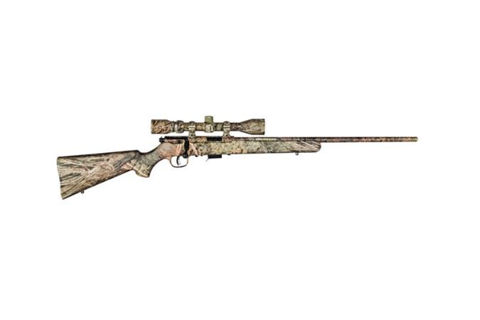 Savage Arms 93 Camo XP 22 Magnum Rifle
