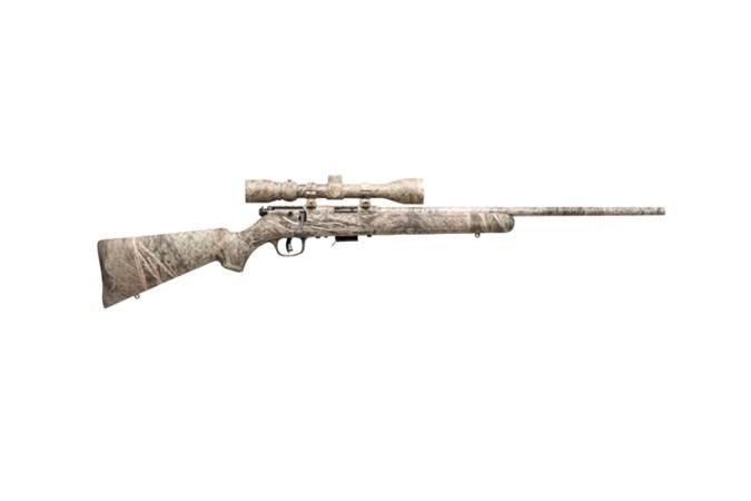 Savage Arms 93R17 XP 17 HMR Rifle